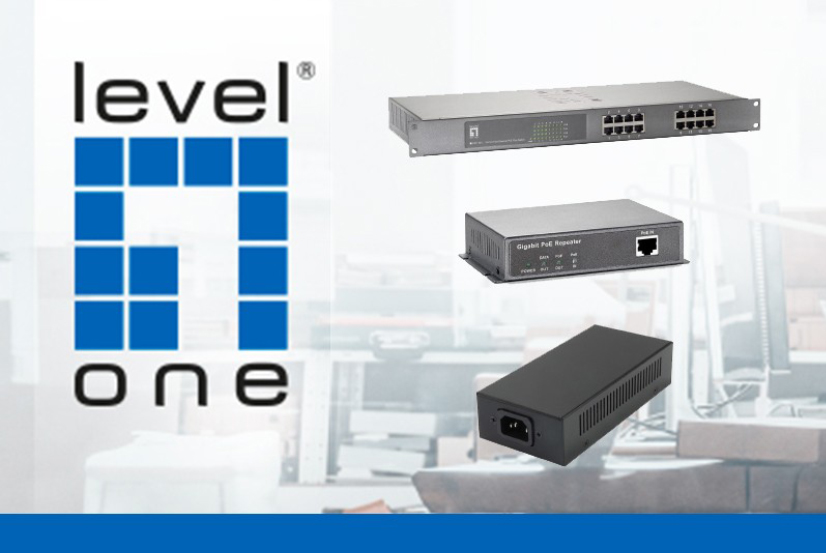 LevelOne, the new active product solution from CAE-Groupe