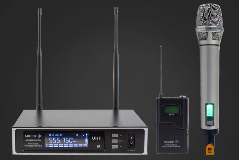 ​Improve audio reception quality the intelligent way with the new True Diversity HF microphone system