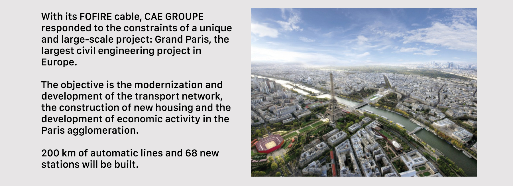 Project CAE groupe